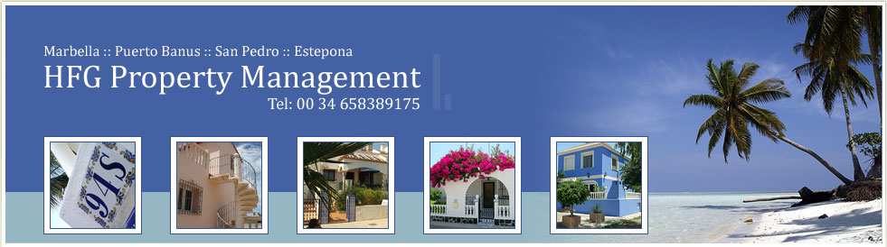 HFG Property Management, San Pedro, Costa Del Sol